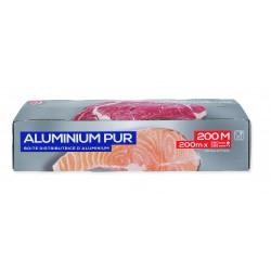 Papier aluminium PRO 200 m x 29,5 cm