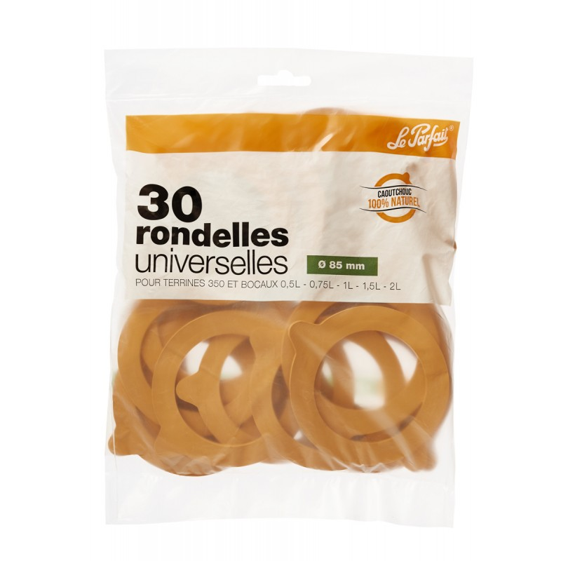 30 rondelles universelles
