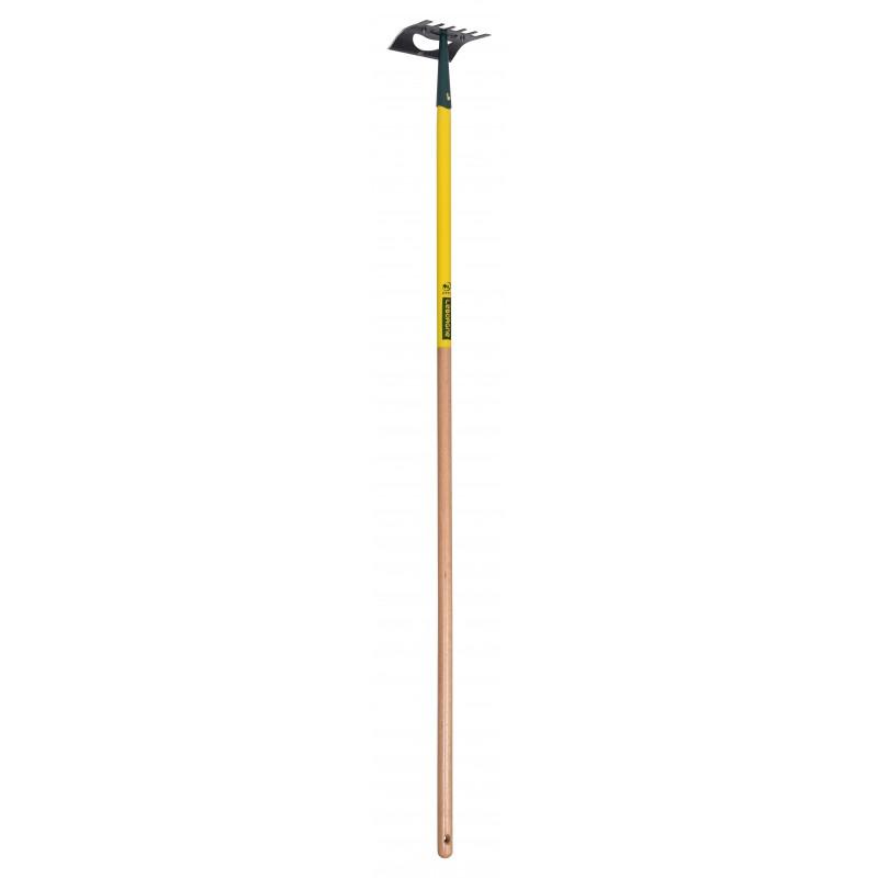 Binette naturovert - 16cm manche bois PEFC 100%