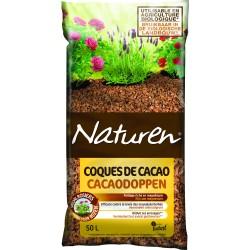 Coques cacao - 50l