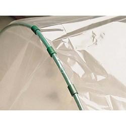 Arceaux PVC Clip arc-pvc vert