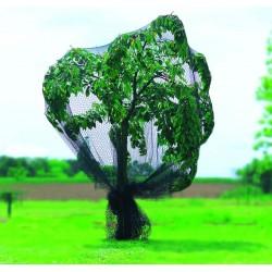 Filet de protection oiseaux Pronet vert 5x12m