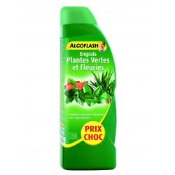 Engrais plantes vertes et plantes fleuries - 1l